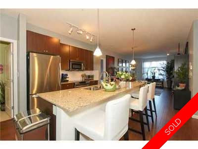 Fraserview NW Condo for sale:  2 bedroom 1,022 sq.ft. (Listed 2014-01-19)