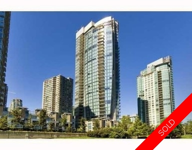 Coal Harbour Condo for sale:  2 bedroom 1,370 sq.ft. (Listed 2014-08-18)