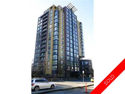 Collingwood Vancouver East Condo for sale:  1 bedroom 507 sq.ft. (Listed 2014-02-13)