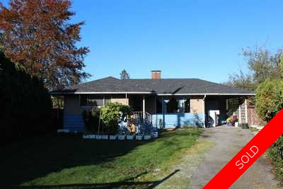 West Cambie House for sale:  3 bedroom 1,138 sq.ft. (Listed 2015-11-10)