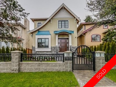 South Granville House for sale:  4 bedroom 2,810 sq.ft. (Listed 2016-02-08)