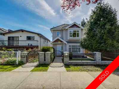 Marpole Duplex for sale:  3 bedroom 1,244 sq.ft. (Listed 2016-04-04)