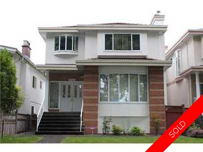 Marpole House for sale:  5 bedroom 2,146 sq.ft. (Listed 2012-10-19)