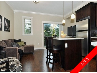 Queen Mary Park Surrey Townhouse for sale:  3 bedroom 1,359 sq.ft. (Listed 2013-04-18)
