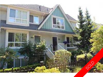 Highgate Townhouse for sale:  2 bedroom 1,015 sq.ft. (Listed 2013-07-26)
