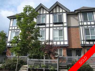 West Cambie Townhouse for sale:  3 bedroom 1,280 sq.ft. (Listed 2013-11-21)